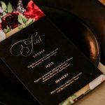 Wedding trends 2019: Deep, rich tones