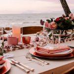 Wedding trends: Luxe linens