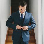 Wedding trends 2019: Three-piece suits
