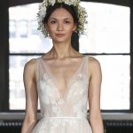 Wedding dress trends for 2019: The 'transparent' look