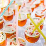 4 mocktail recipes perfect for a summer wedding