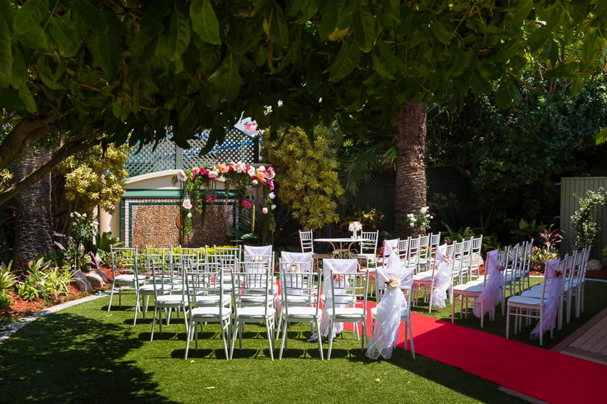 The Golden Ox Redcliffe Wedding Venue