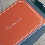 What to write in your wedding thank you cards