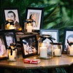11 ways to honour deceased loved ones on your special day