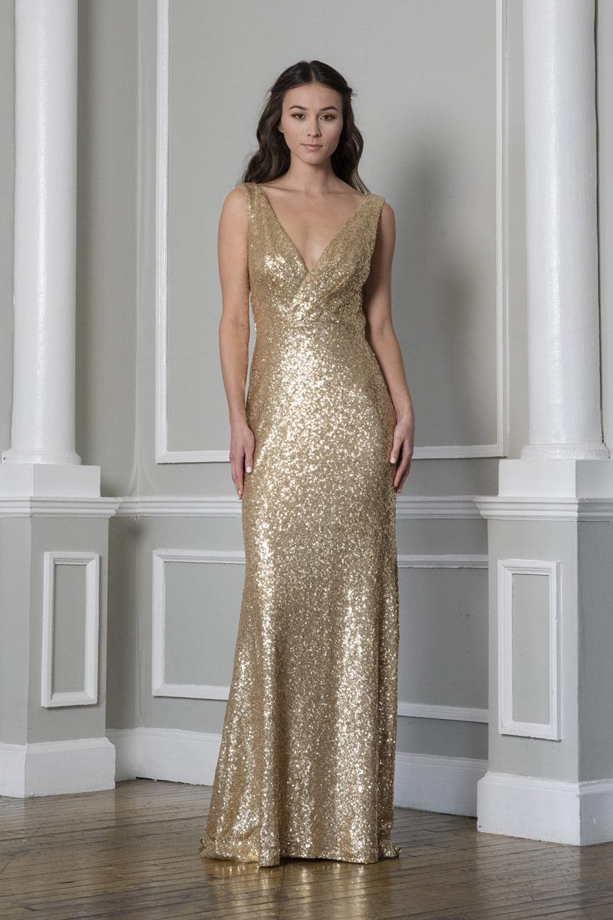 gold_dress_THEIA_Bridesmaids_Spring_2020_collection