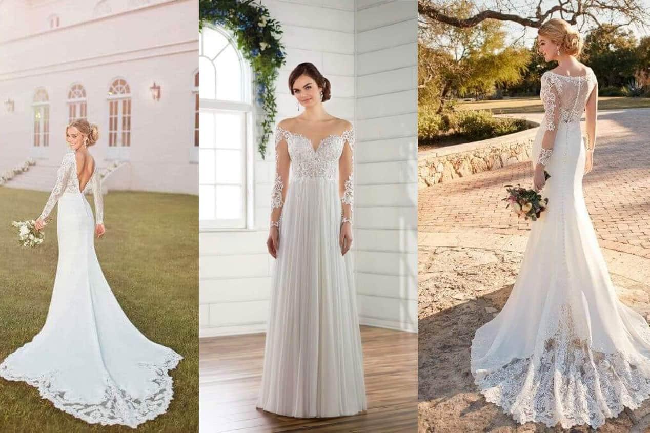 Irene Costa Cairns wedding dress