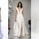 Bridal Fashion Week Spring 2020 trends: Leg-showing splits