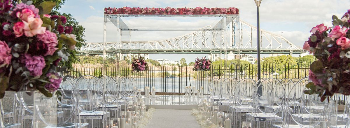 Brisbane wedding venue, customs hosue