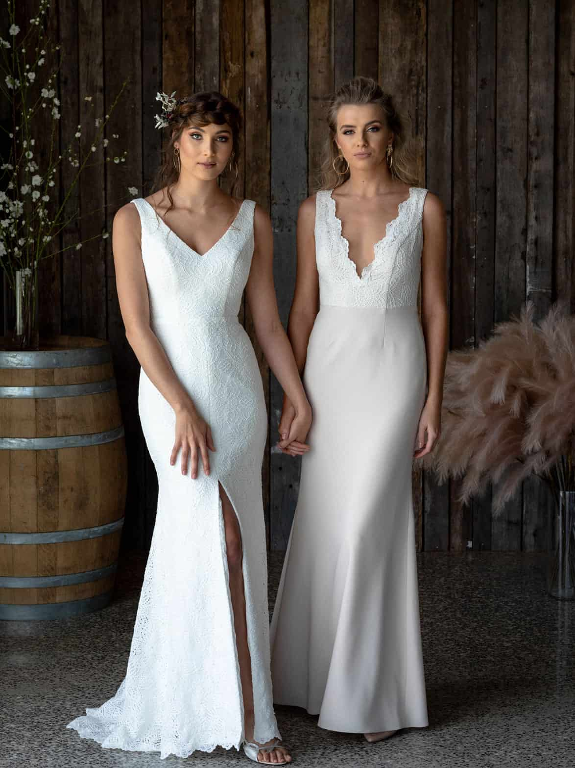 Bertossi Brides of Paddington Weddings new collection