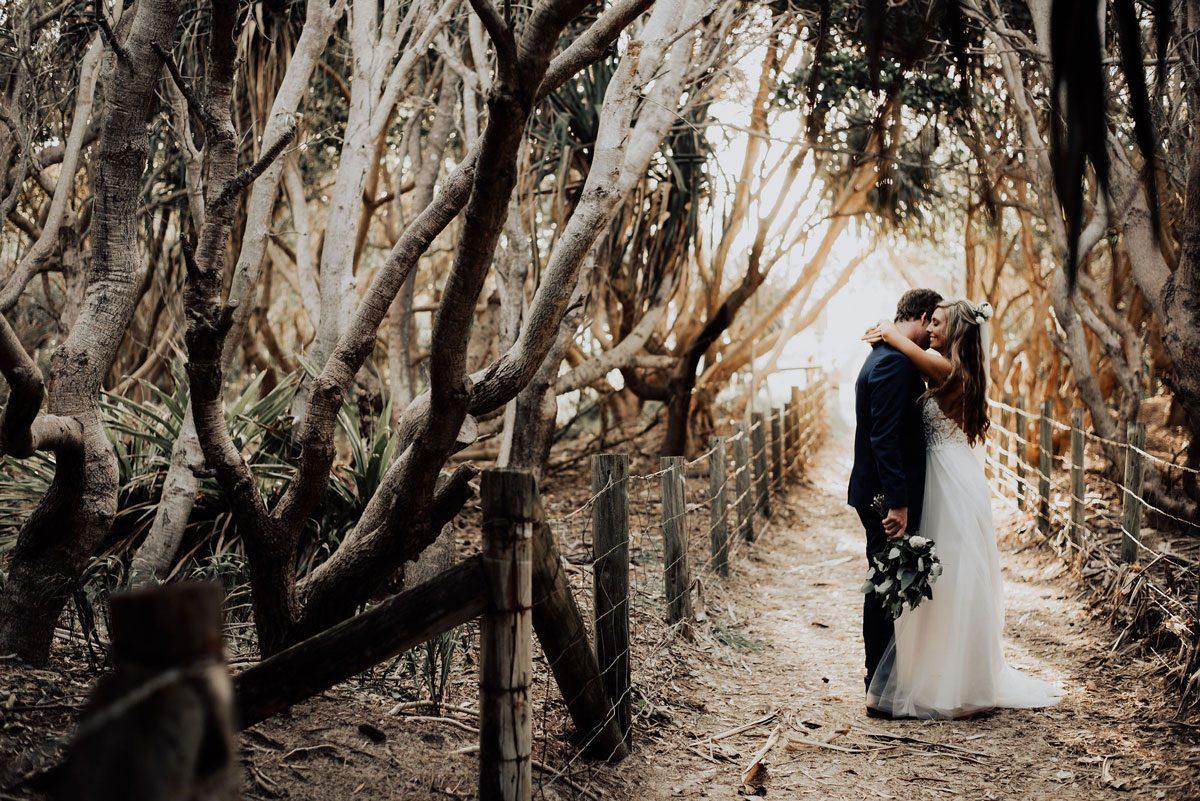Sam & Connor wedding in Kingscliff