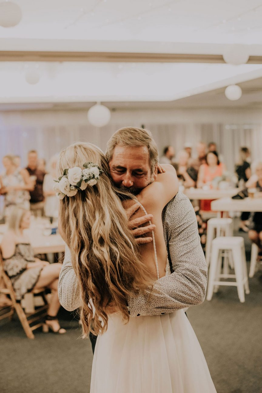 Sam and Connor's Kingscliff Wedding