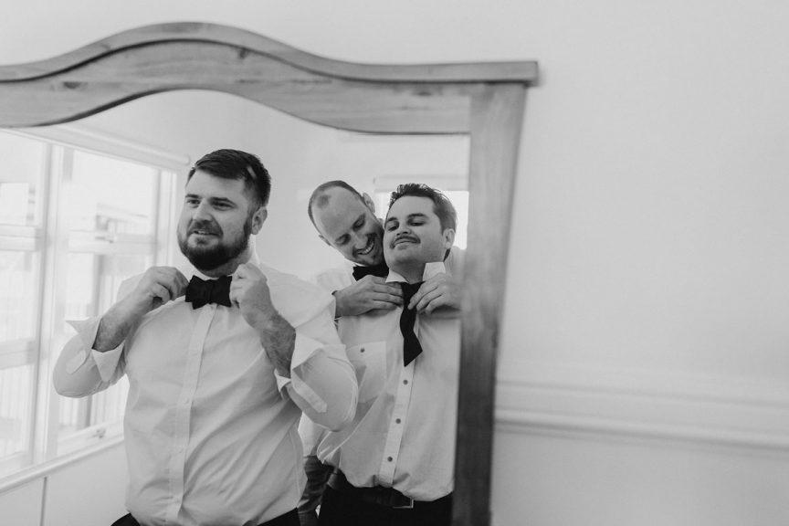 Sian & Andy's Scenic Rim wedding
