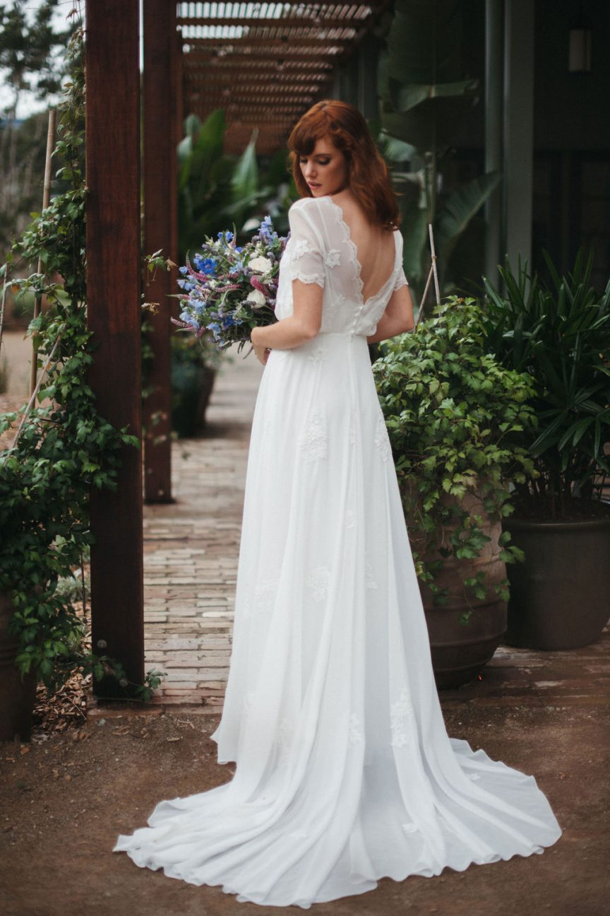 Wendy Makin MAGNOLIA gown