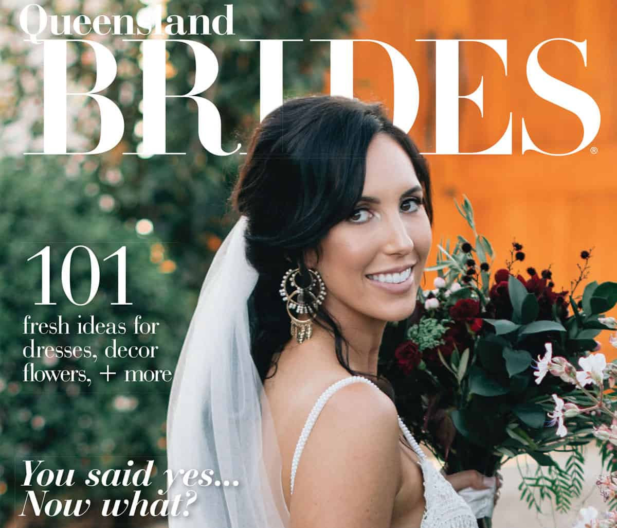 Queensland Brides Spring Summer 2019 edition