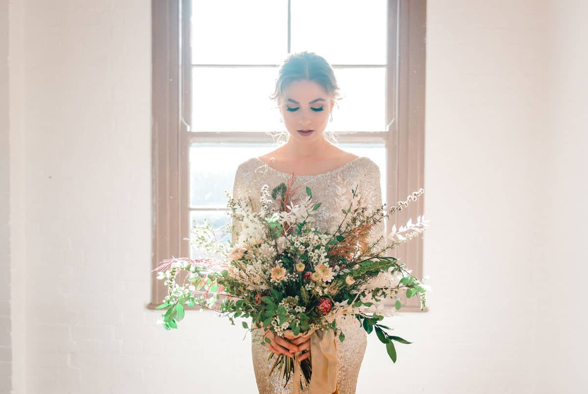 Styled Shoot Brisbane Museum