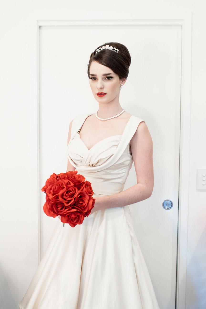 Vintage Charm: 1950s styled wedding shoot