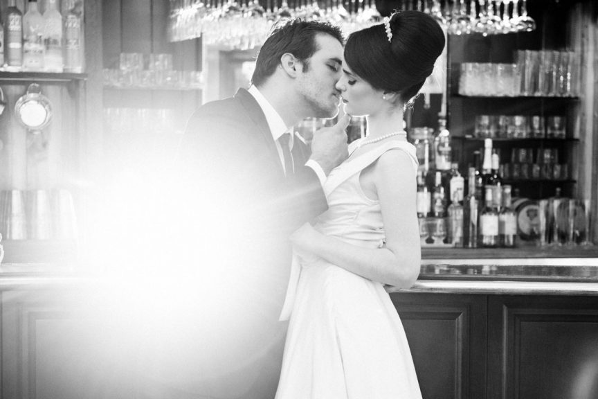 Vintage Charm: 1950s styled wedding shoot