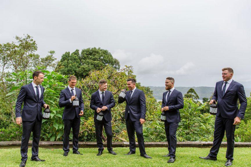 The Sunshine Coast wedding of Zoe and LIam