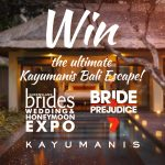 Win a Bali honeymoon with Kayumanis Group & Channel 7!
