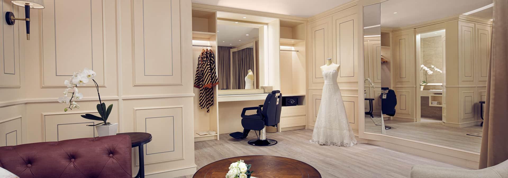 Conrad Bali Bridal Suites