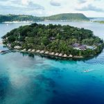 A private island resort on our doorstep