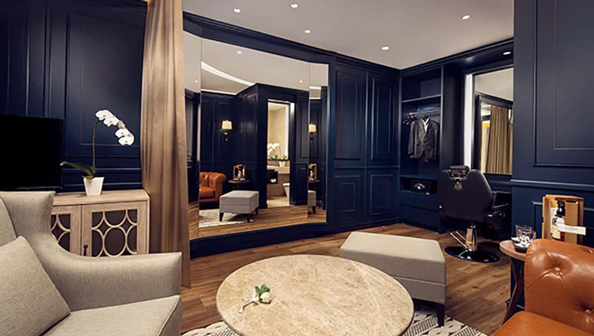 Conrad Bali Groom's Suite