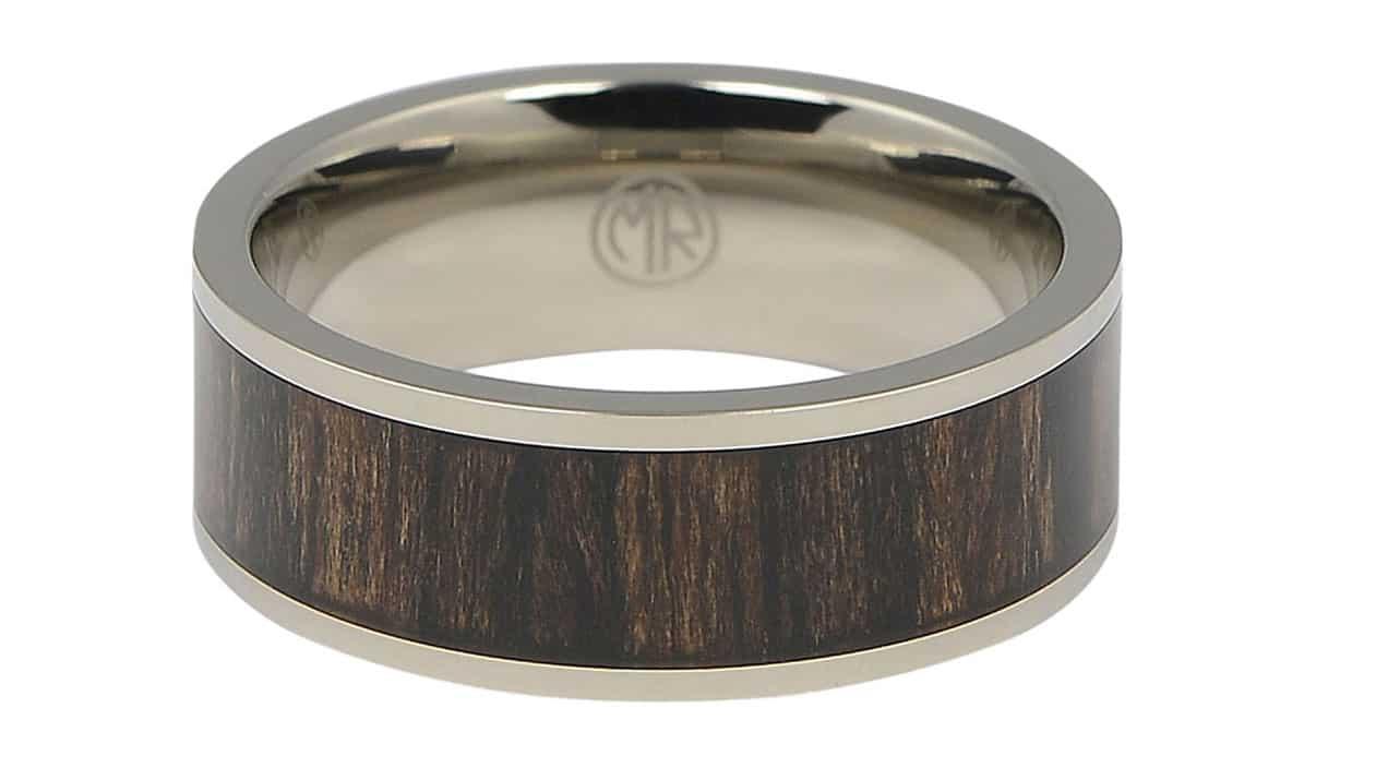 tungsten mens wedding ring