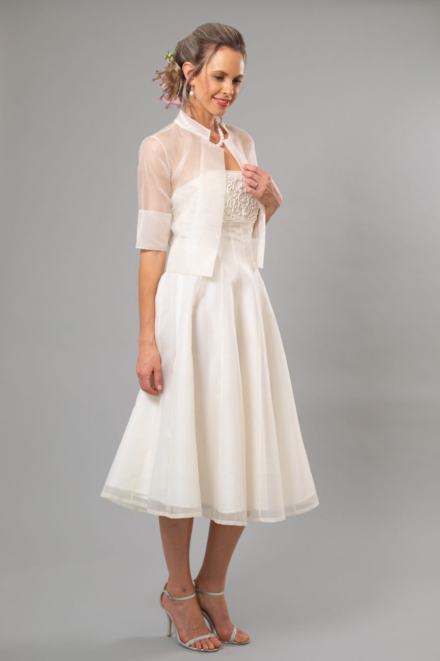Living Silk Understated Brides Collection