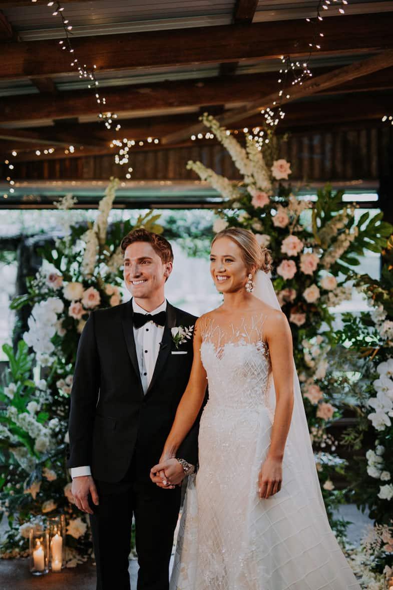Bridget and Knox - Wedding Sunshine Coast