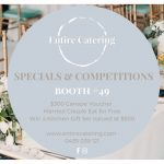 Win a kitchen gift set, receive a $300 canapé voucher or eat free with Entire Catering