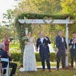 Book a wedding with Redland Bay Golf Club and receive a free garden ceremony