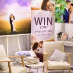 Win a free trial engagement shoot with Sunlit Studios