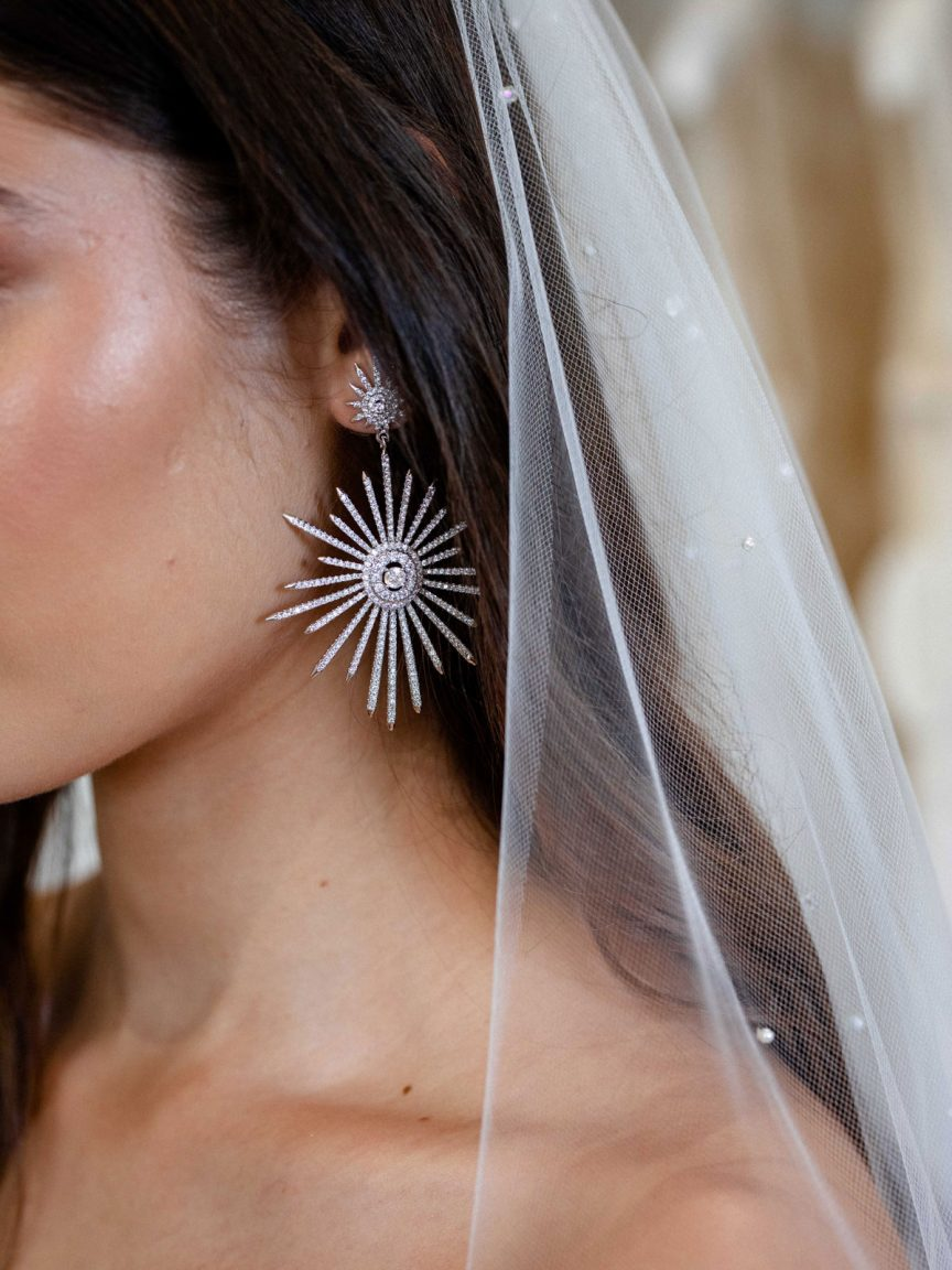 Bridal accessories from Paddington Weddings