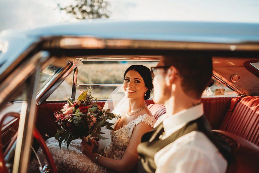 The Sunshine Coast wedding of Taryn & Trent at Beerwah Hideaway