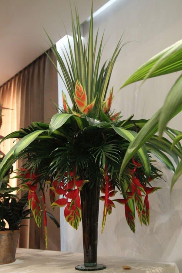 Heliconia wedding flower ideas
