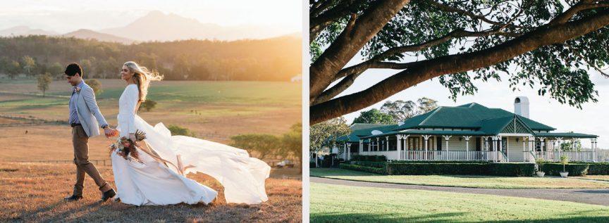 Scenic Rim Wedding Venues