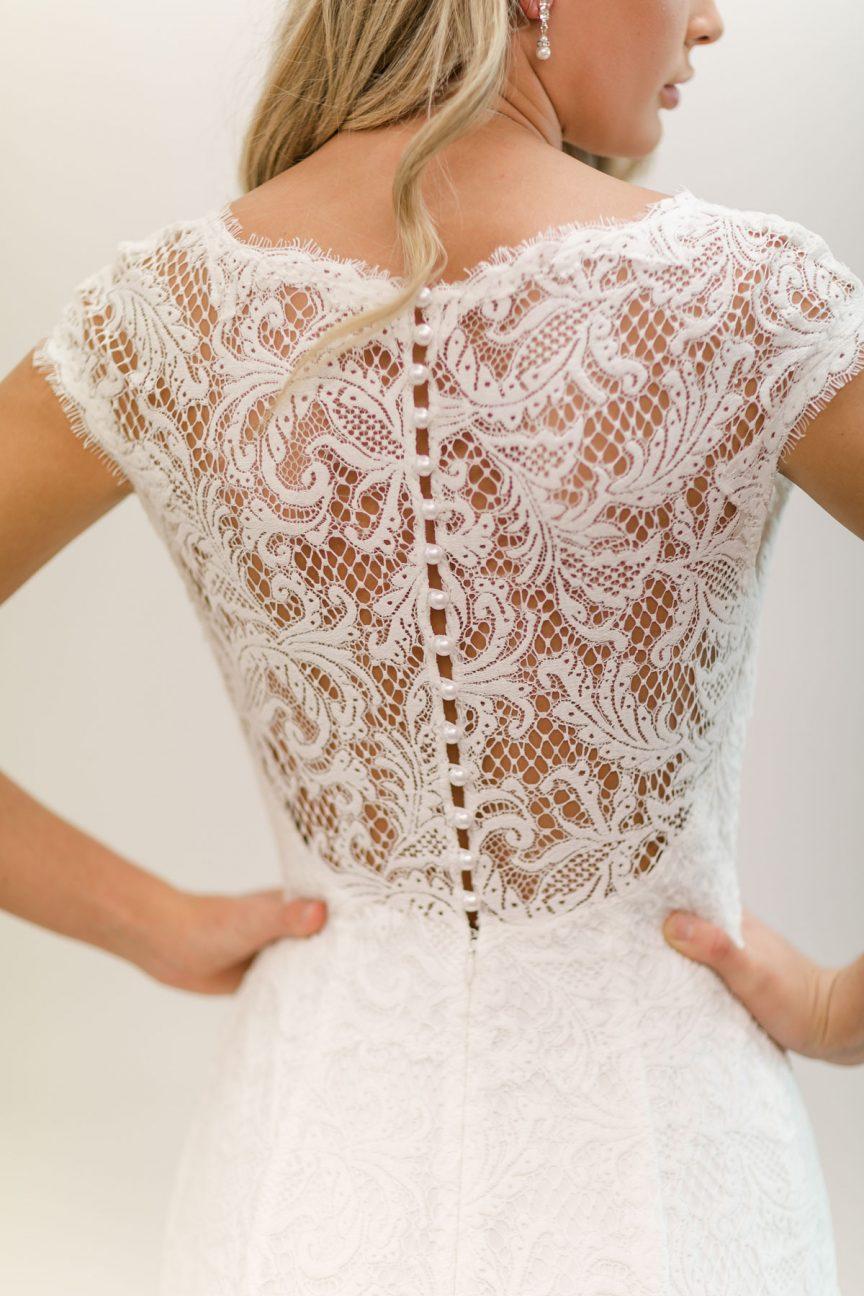 Wendy Makin Odette dress