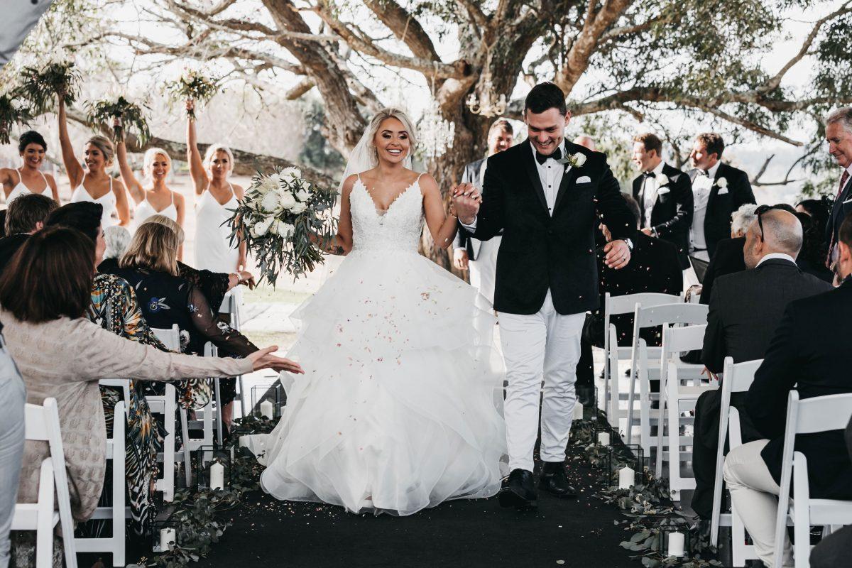 Real Wedding Madison + Ryan