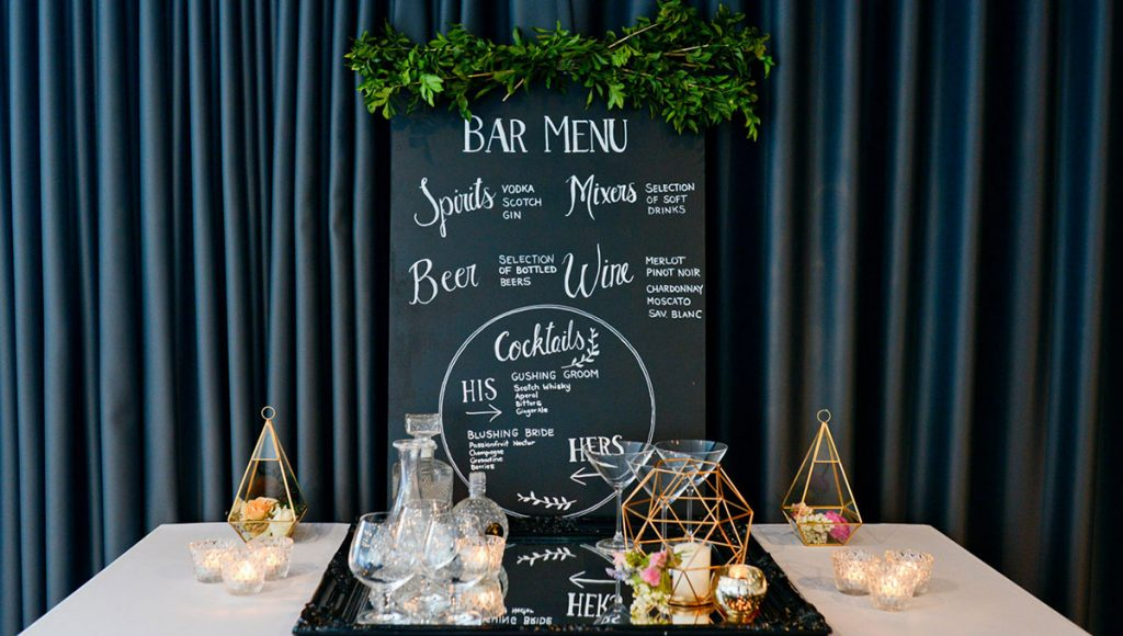 Shellbells Photography. Reception styling