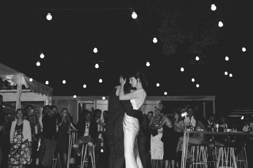 Real Wedding Caity Beau