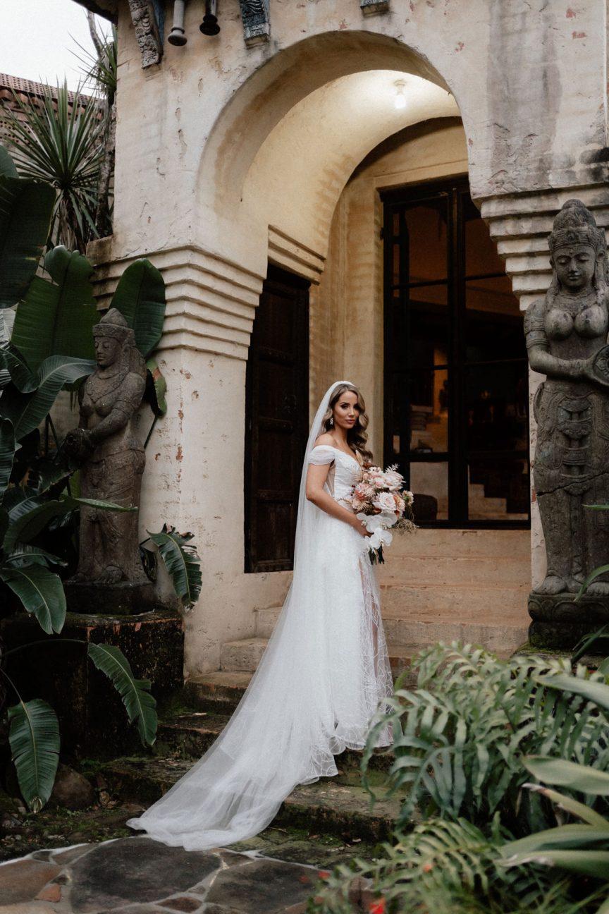 Real Wedding Jessica Christian