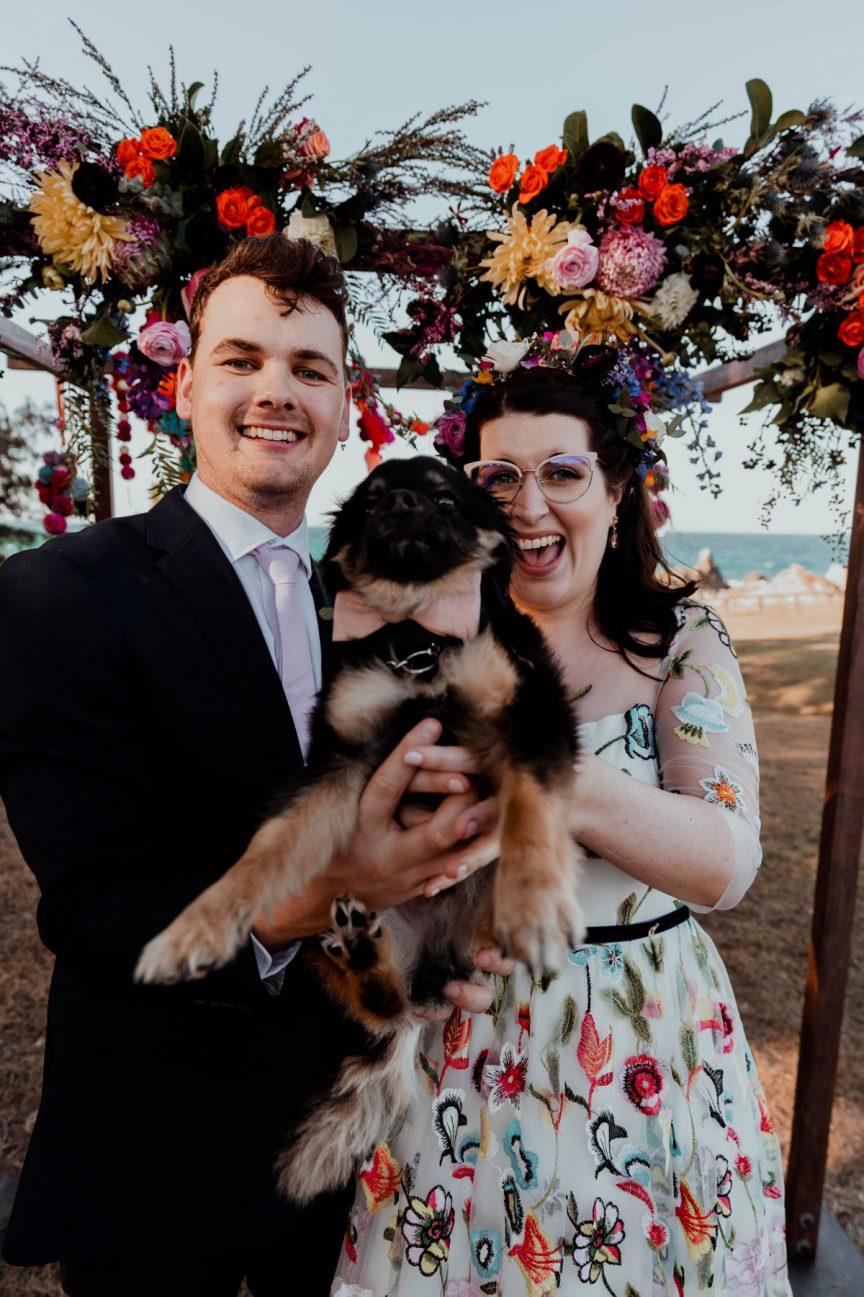 Real Wedding Kaitlyn Marcus