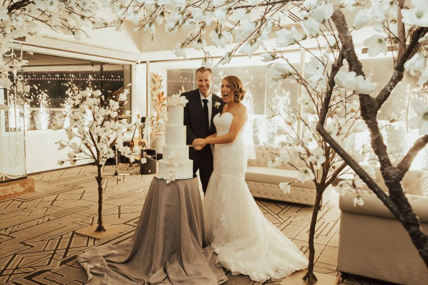 Real Wedding Annette Nick