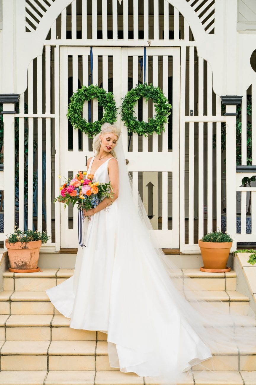 Oh hello bride styled shoot