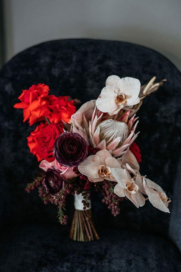Spring Wedding Flowers, boronia