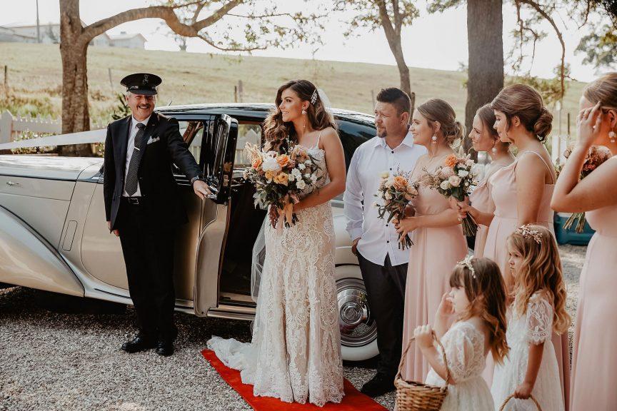 real wedding matt cielle