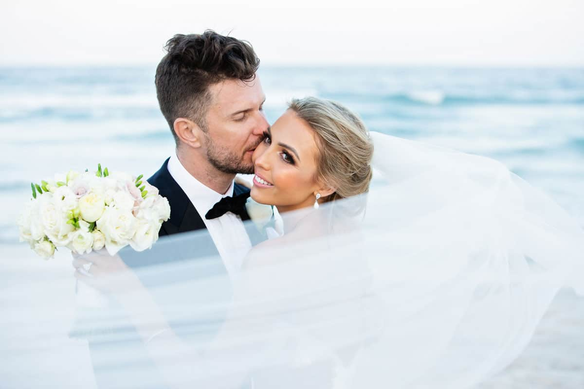 Sheraton Mirage Gold Coast wedding venue beachfront