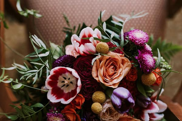 Spring Wedding Flowers, tulips
