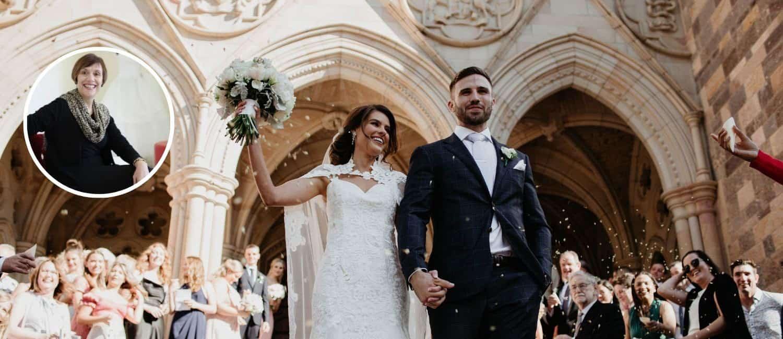 Pina Fiorenza interview - Brisbane wedding dress designer