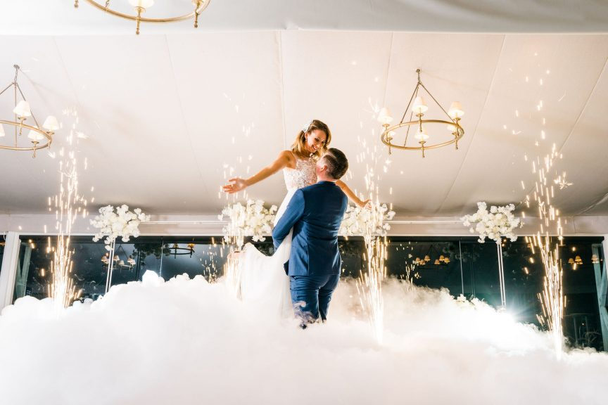 love on the dance floor - styled shoot